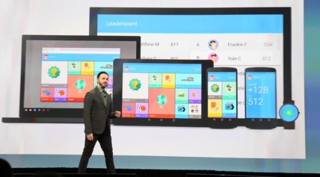 Google I/O Keynote WrapUp