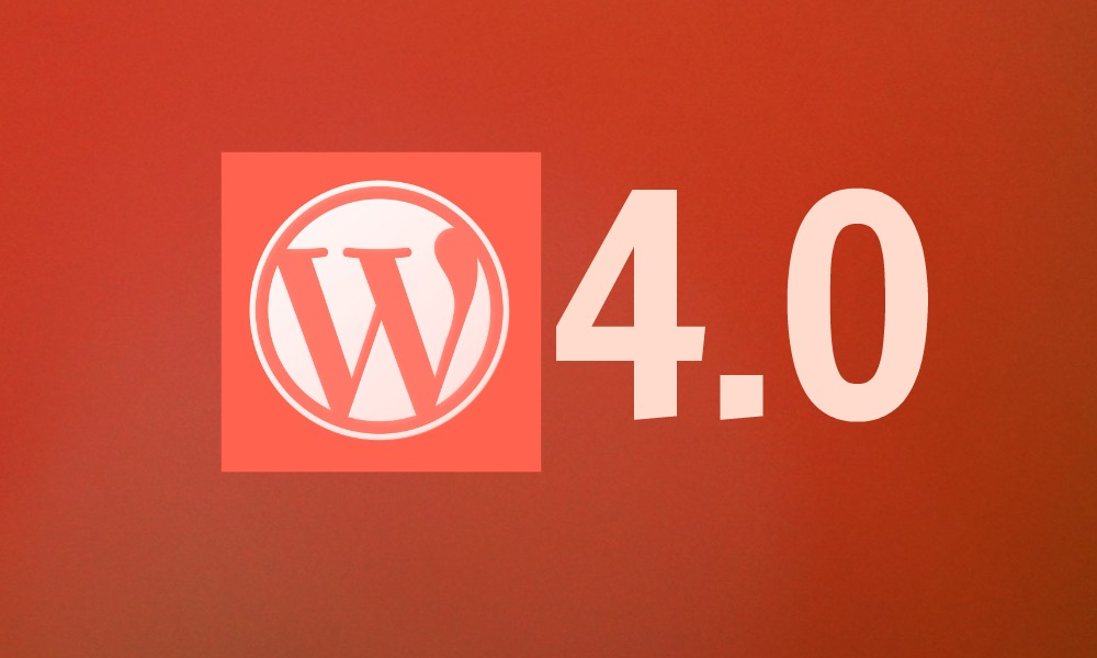 WordPress.org 4.0 Launched with New Content & Plugin Features