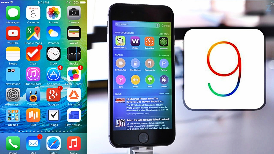 Problems With iOS 9 And How To Fix Them