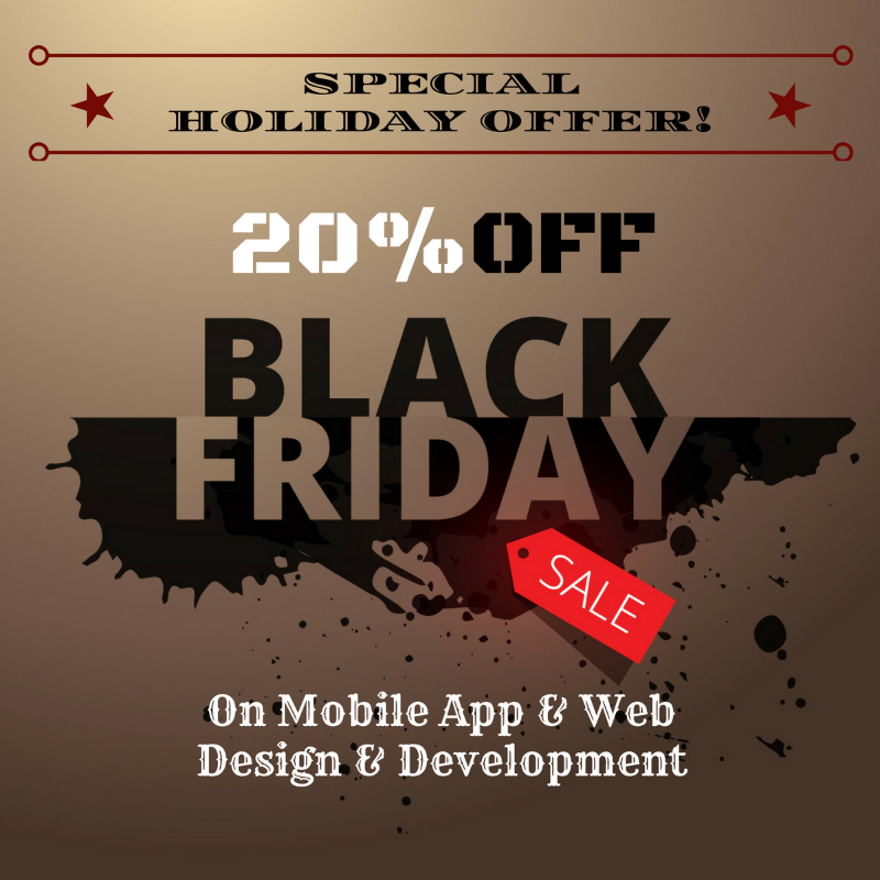 ecommerce web development tips for black friday and cyber mo