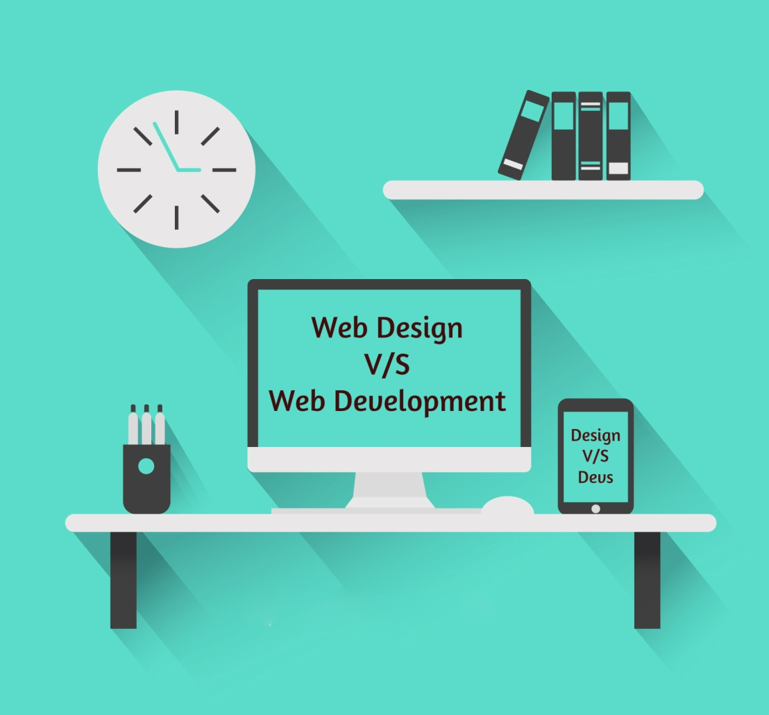 What's the Difference Between Web Design and Web Development?