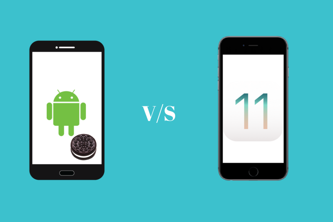 What's Hot and Who is Winning between Android Oreo & iOS11?